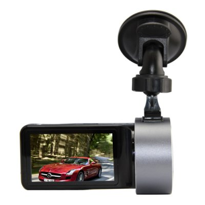 CUBOT GS7000 Car DVR 2.7 Inch Camera 12.0 Mega 1080P FHD Motion Detection Night Vision HDMI