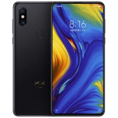 Xiaomi Mi Mix 3 4G Phablet - BLACK