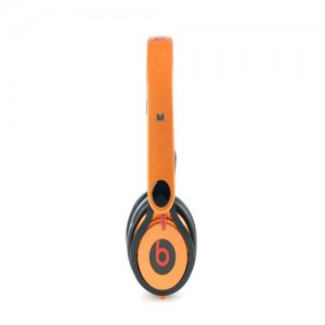 Beats By Dr Dre Mixr High Performance Headphones Orange
