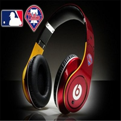 Monster Beats By Dr Dre Studio MLB Philadelphia Phillies