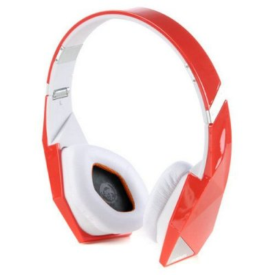 Monster Diesel Vektr Noise Division Headphones White/Red