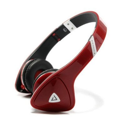 Monster DNA On-Ear Headphones Red