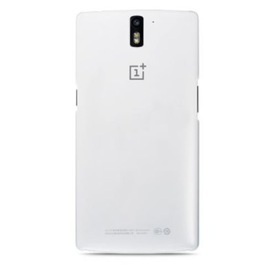 Original Protective Back Case for Oneplus One Cellphone - Transparent