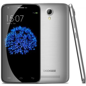 Doogee Valencia2 Y100 Pro Smartphone 5.0'' HD Screen MTK6735 Android 9.1 2G 16GB - Silver