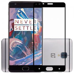 Full Cover Tempered Glass Screen Protector for OnePlus 3