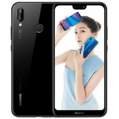HUAWEI nova 3e 4G Phablet Global Version - BLACK