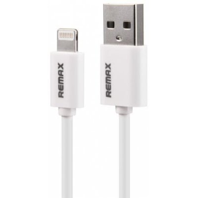 REMAX Speed 8Pin Fast Charging Cable 1m for iPhone 8 - XS - XR - XS MAX - WHITE