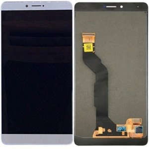 LCD Screen Digitizer Full Assembly for Huawei Honor Note 8 - WHITE