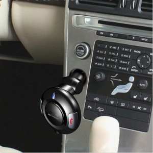 Portable FM63 Car MP3 Bluetooth Handsfree Car Kit for iPhone Mobile Phone