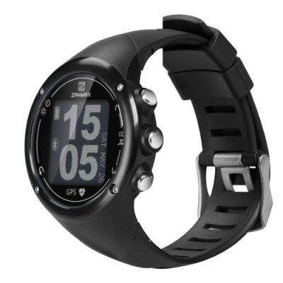 ZANMAX FR930 Sport Watch - BLACK