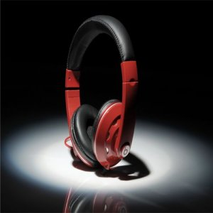 Beats By Dr Dre Studio Mini Headphones Red