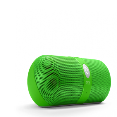 Wireless Speakers | Beats Pill with Bluetooth Conferencing - Neon Green