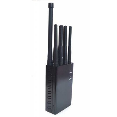 8 Antenna Handheld Jammers WiFi GPS Lojack and 3G 4GLTE 4GWimax Phone Signal Jammer