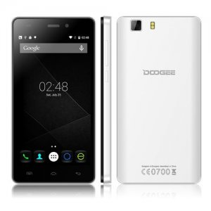 DOOGEE X5 Pro Smartphone 5.0 Inch HD Screen MTK6735 Quad Core Android 9.1 2GB 16GB