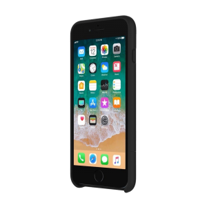 Incipio Stashback iPhone 8 Plus Credit Card Case - Black