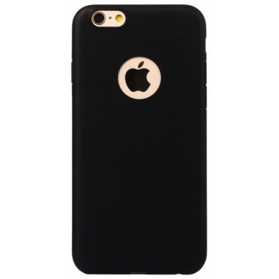 ASLING Ultra-thin Back Case Protector for iPhone 6 - 6S TPU Material - BLACK