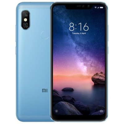 Xiaomi Redmi Note 6 Pro 6.26 inch 4G Phablet Global Version - DENIM BLUE