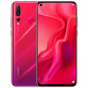 HUAWEI nova 4 8GB RAM 4G Phablet International Version - RED