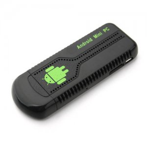 UG007 II Mini Android TV Box TV Dongle Andriod PC Anroid 4.1 RK3066 Dual Core 1G 8G Bluetooth TF