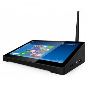 PIPO X9S Stream Mini PC TV Box 8.9 inch Tablet - BLACK