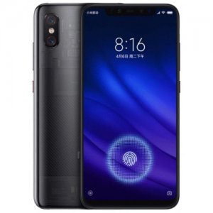 Xiaomi Mi 8 Pro 4G Phablet Global Version - TRANSPARENT