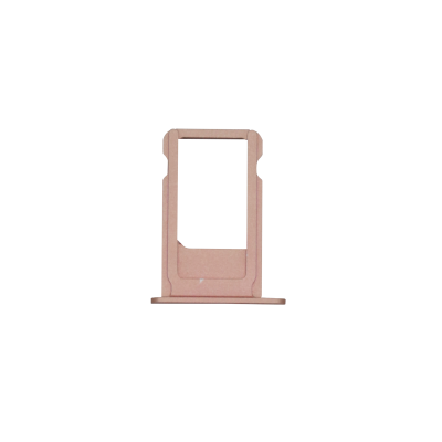 iPhone 6s Plus Nano SIM Card Tray - White/Rose Gold