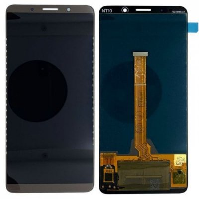 LCD Phone Touch Screen Replacement Digitizer Display Assembly Tool for Huawei Mate 10 Pro - BLACK