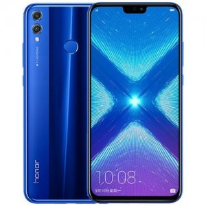 HUAWEI Honor 8X 6.5 inch 4G Phablet English and Chinese Version - BLUE