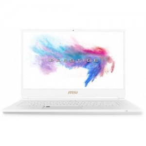 MSI P65 Creator 8RD-034CN Laptop Intel Core i7-8750H NVIDIA GeForce GTX 1060 - WHITE