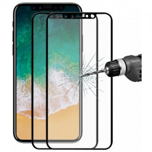 Hat - Prince Screen Protector for iPhone X - 2PCS - BLACK