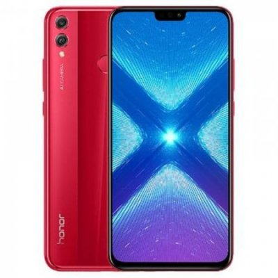 HUAWEI Honor 8X 4G Phablet 4GB RAM Global Version - RED