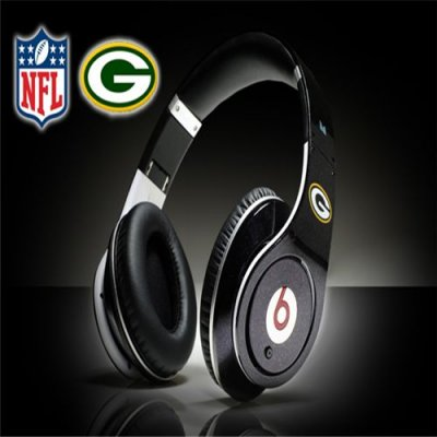 Monster Beats By Dr Dre Studio NFL Green Bay Packers