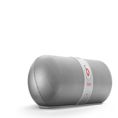 Wireless Speakers | Beats Pill with Bluetooth Conferencing - Silver