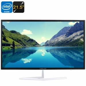 Teclast X22 Air All-In-One PC 21.5 Inch FHD Display Intel Celeron CPU 4GB RAM Intel HD Graphics HDMI SPDIF WLAN USB 3.0