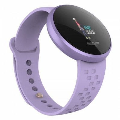 Bozlun B36 Lady Smart Bracelet Female Sports Smartwatch - PURPLE