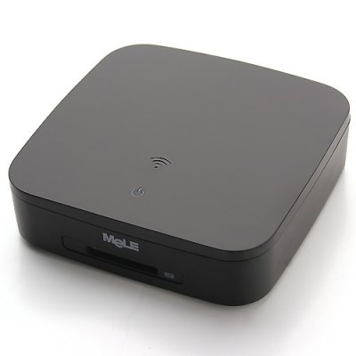 MeLE Mini Smart Home Theater PC A200 Android 9.1 1GB/4GB Support HDMI 3D Video