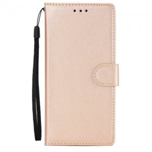 Cover Case for Samsung Note 9 Flip Wallet PU Leather Magnetic Fundas Silicone - CHAMPAGNE GOLD