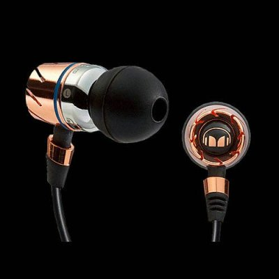 Monster Turbine Pro Copper headphones