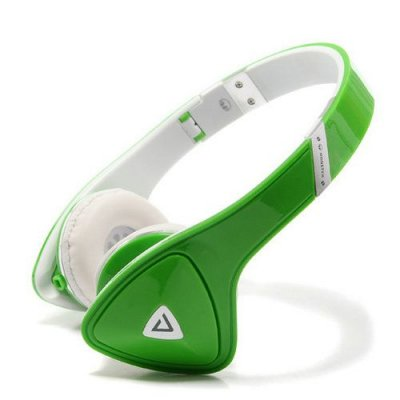 Monster DNA On-Ear Headphones Green