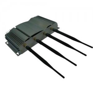 Cell Phone Jammer - 10m to 30m Shielding Radius - with Remote Controller