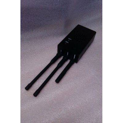 Portable 315MHz 433MHz 868MHz All Remote Control Jammer