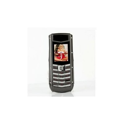 Unlocked F10 Dual Sim Dual Standby Metal Mobile Cell Phone