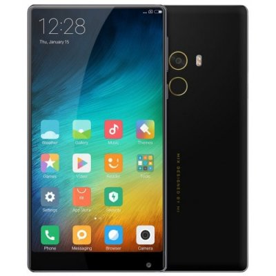 Xiaomi Mi MIX Ultimate 4G Phablet International Version - BLACK