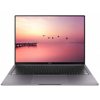 HUAWEI MateBook X Pro Laptop 8GB Fingerprint Recognition - DARK GRAY
