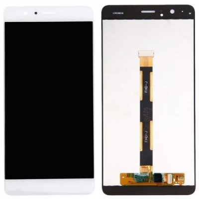 LCD Screen Digitizer Full Assembly for Huawei Honor V8 White - WHITE
