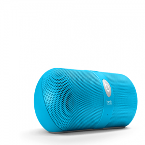 Wireless Speakers | Beats Pill with Bluetooth Conferencing - Neon Blue