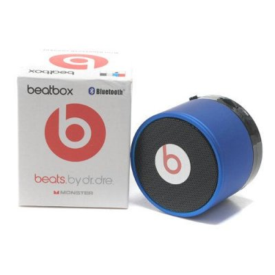 Beats By Dr Dre Pill Bluetooth Speakers Mini Blue