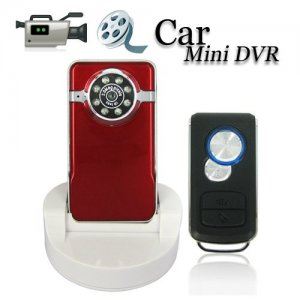 High-def Mini DV with The Functions of Remote Control and Night Vision