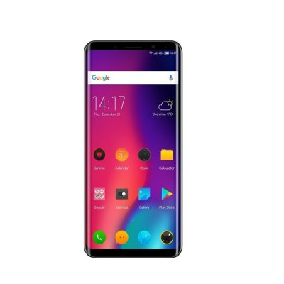 Elephone S9 Bezel-Less AMOLED Screen Android 8.0 Smart Phone