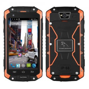 Forest Panthers No.1 Rugged Smartphone IP68 4.5 Inch MTK6572W Android 9.1